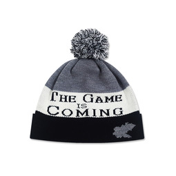 THE GAME IS COMING-CHEER UP BEANIE