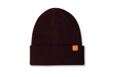 beanie for homeless_BURGUNDY